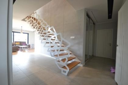 W superbly Schody wewnętrzne drewniane - producent schodów drewnianych Schodo RH62